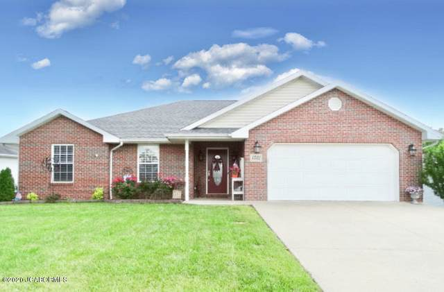 1522 La Hacienda Court, Jefferson City, MO  (MLS #10058315) :: Columbia Real Estate