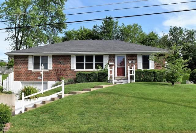 1412 Major Drive, Jefferson City, MO  (MLS #10058318) :: Columbia Real Estate