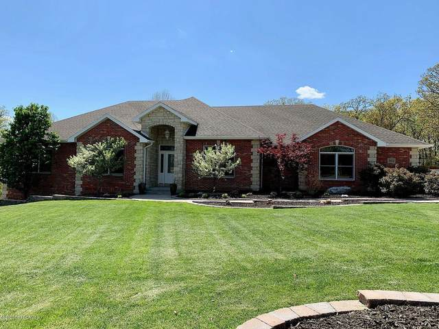 2012 Whitney Woods Drive, Jefferson City, MO  (MLS #10058622) :: Columbia Real Estate
