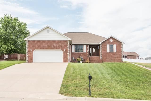 1507 Grandvalley Drive, Wardsville, MO  (MLS #10058643) :: Columbia Real Estate
