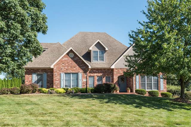 425 Turnberry Drive, Jefferson City, MO  (MLS #10058964) :: Columbia Real Estate