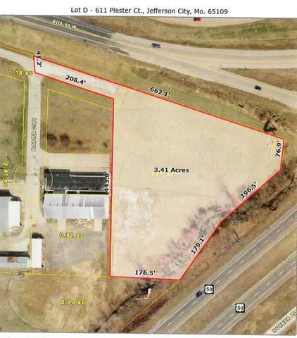 4835 Business 50 W. 3.41 ACRES, Jefferson City, MO 65109 (MLS #10058989) :: Columbia Real Estate