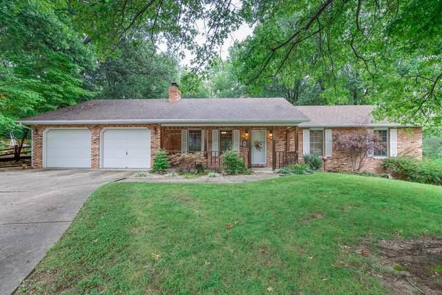 1623 Del Cerro Drive, Jefferson City, MO  (MLS #10059074) :: Columbia Real Estate