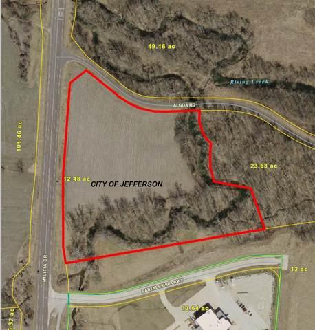 TBD Militia Drive, Jefferson City, MO 65101 (MLS #10059088) :: Columbia Real Estate