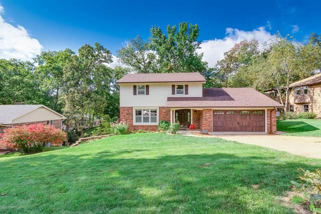 1006 Roseridge Circle, Jefferson City, MO  (MLS #10059187) :: Columbia Real Estate
