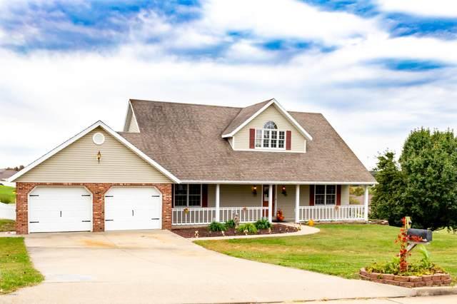 1304 Somerset Lane, Wardsville, MO  (MLS #10059327) :: Columbia Real Estate