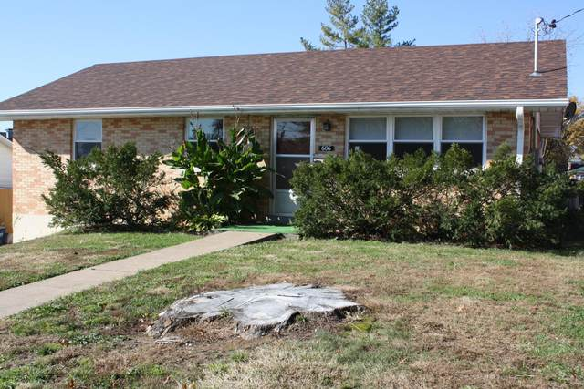 606 Beck Street, Jefferson City, MO  (MLS #10059418) :: Columbia Real Estate