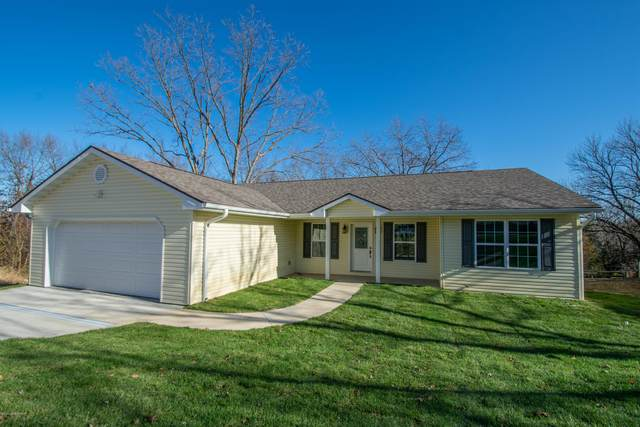 811 Magnolia Place, Jefferson City, MO  (MLS #10059525) :: Columbia Real Estate