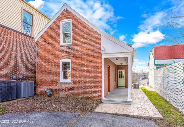 310 W Dunklin Street, Jefferson City, MO 65101 (MLS #10059820) :: Columbia Real Estate