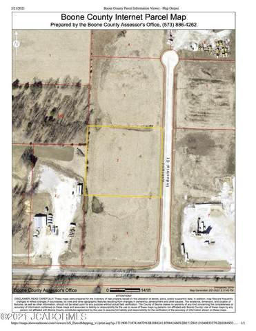 LOT 2 Ashland Industrial Court, Ashland, MO 65010 (MLS #10059983) :: Columbia Real Estate