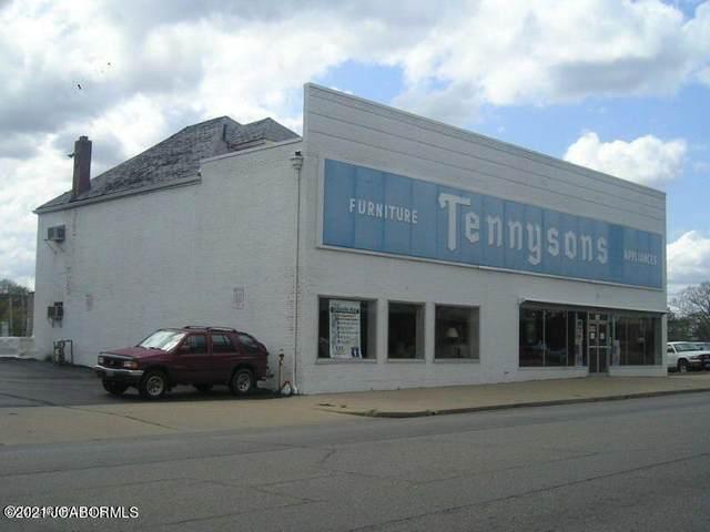 520 E High Street, Jefferson City, MO 65101 (MLS #10060027) :: Columbia Real Estate