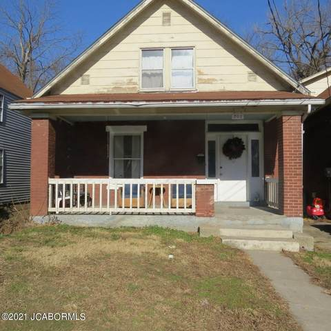 202 Chestnut Street, Jefferson City, MO  (MLS #10060052) :: Columbia Real Estate