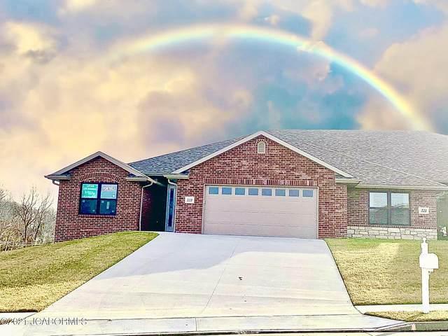 219 Homeland Drive, Jefferson City, MO  (MLS #10060118) :: Columbia Real Estate