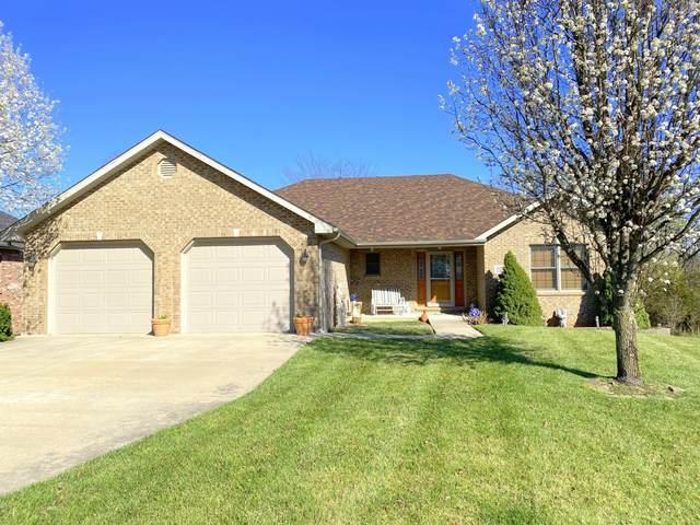 1529 Dry Creek Court, Jefferson City, MO  (MLS #10060216) :: Columbia Real Estate