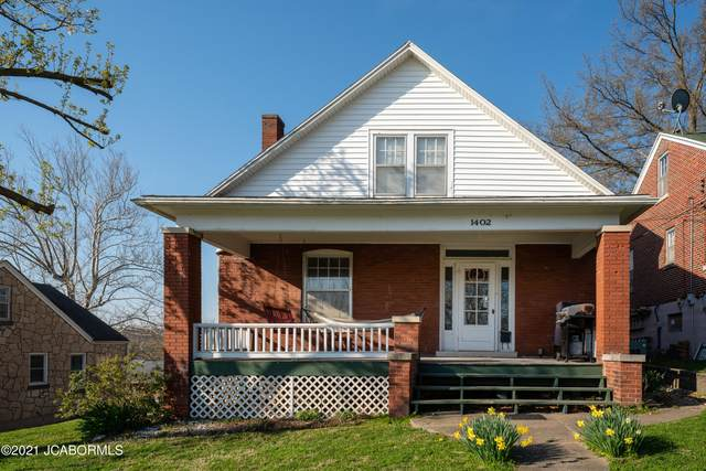 1402 E High Street, Jefferson City, MO  (MLS #10060286) :: Columbia Real Estate