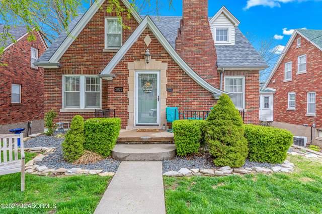 2022 W Main Street, Jefferson City, MO  (MLS #10060307) :: Columbia Real Estate