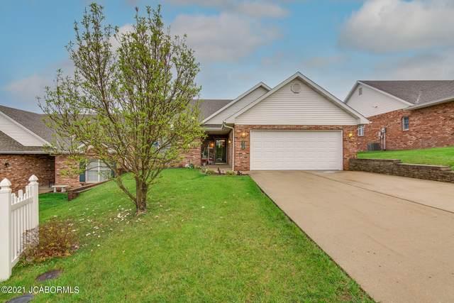 4119 Terra Bella Drive, Jefferson City, MO  (MLS #10060314) :: Columbia Real Estate