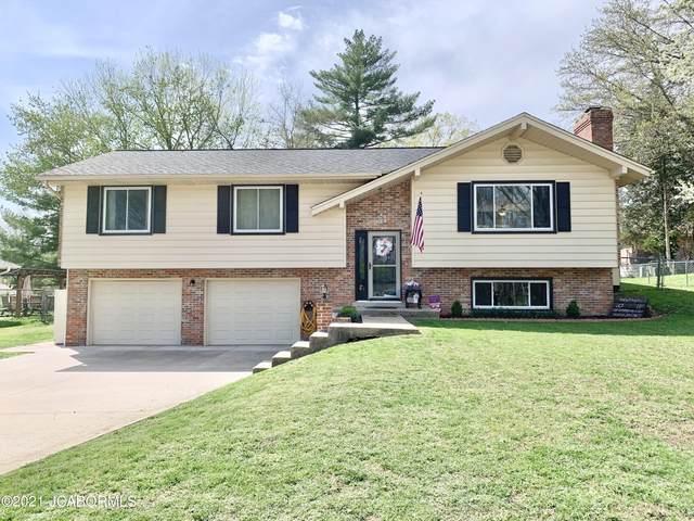 709 Leonard Drive, Jefferson City, MO  (MLS #10060317) :: Columbia Real Estate