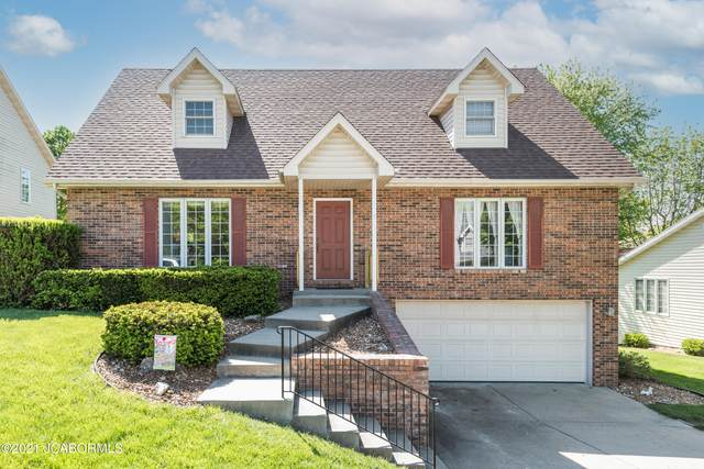 1712 Sunset Court, Jefferson City, MO  (MLS #10060560) :: Columbia Real Estate