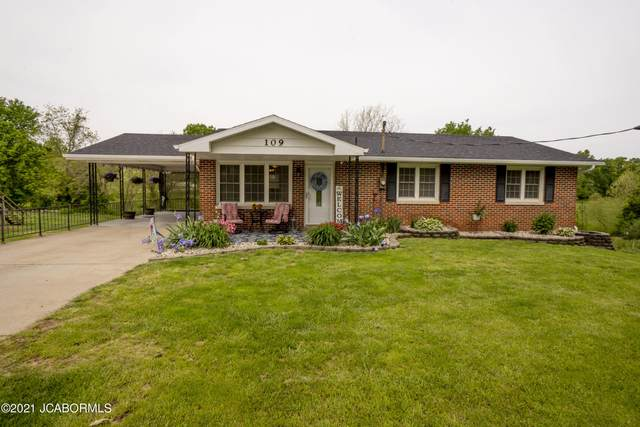 109 Brondel Lane, Jefferson City, MO  (MLS #10060587) :: Columbia Real Estate