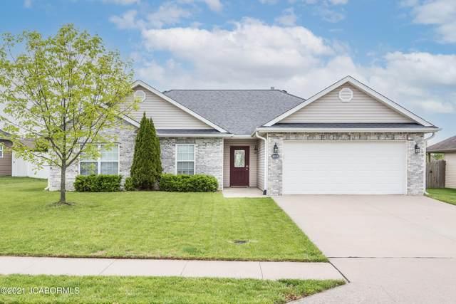 4806 Aspen Ridge Drive, Columbia, MO  (MLS #10060606) :: Columbia Real Estate