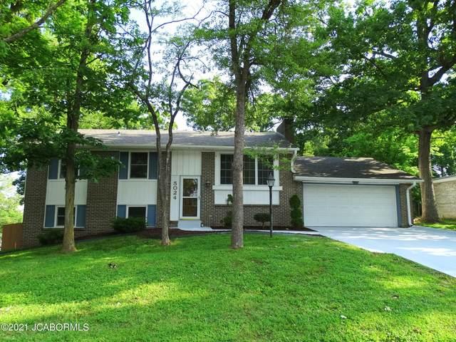 5024 Woodhaven Drive, Jefferson City, MO  (MLS #10060754) :: Columbia Real Estate