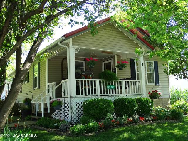 7 W 9TH Street, Fulton, MO  (MLS #10060817) :: Columbia Real Estate