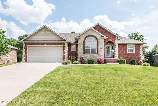 5505 Bull Rock Drive, Jefferson City, MO  (MLS #10060830) :: Columbia Real Estate