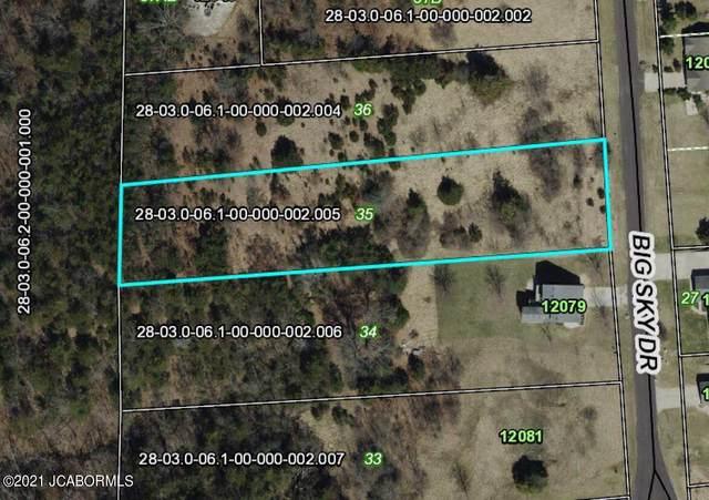 TBD Big Sky Drive, Holts Summit, MO 65043 (MLS #10060918) :: Columbia Real Estate
