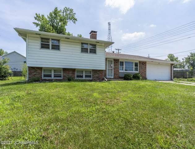 1300 Hickam Drive, Columbia, MO  (MLS #10061261) :: Columbia Real Estate