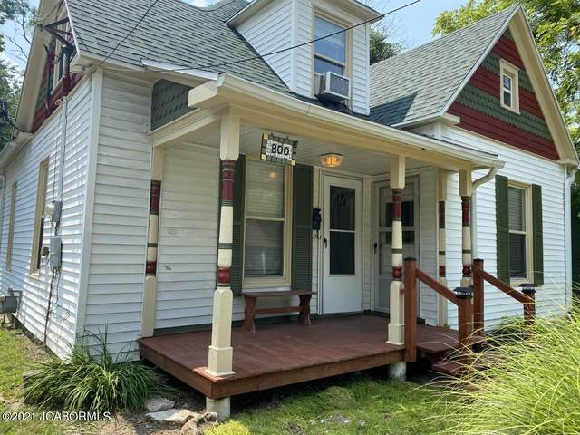 800 Wilkes, Columbia, MO  (MLS #10061264) :: Columbia Real Estate