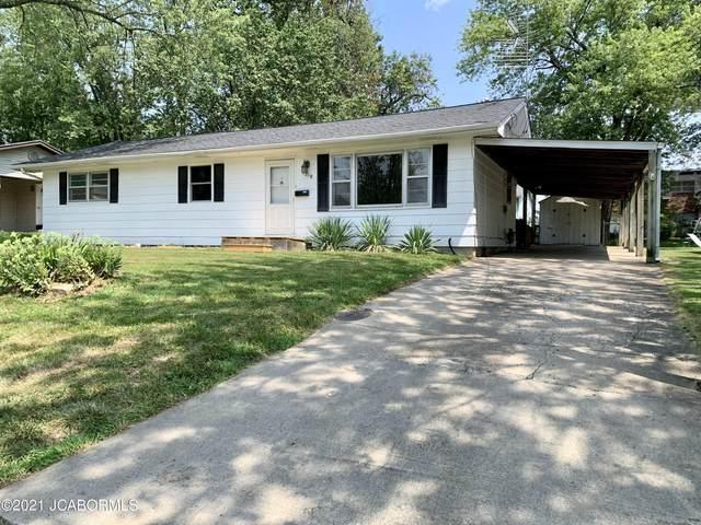 1210 Lane Street, Fulton, MO  (MLS #10061279) :: Columbia Real Estate