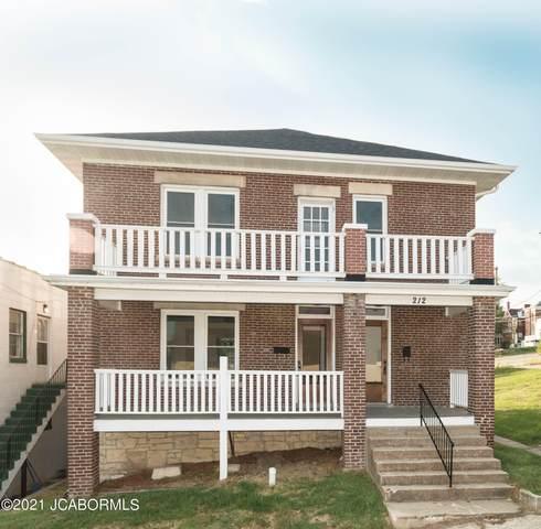 212 Marshall Street, Jefferson City, MO 65101 (MLS #10061587) :: Columbia Real Estate