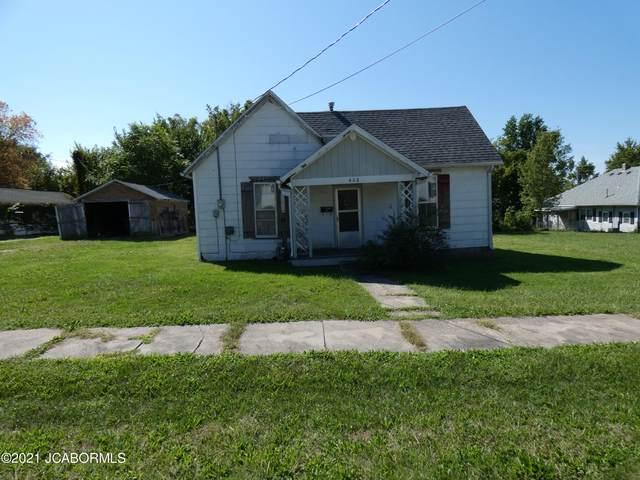 408 NE 8TH Street, Fulton, MO  (MLS #10061620) :: Columbia Real Estate