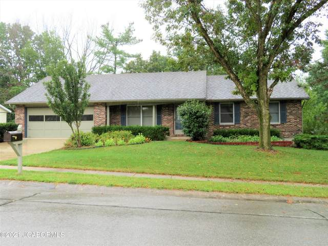 1912 Oak Cliff Drive, Columbia, MO  (MLS #10061640) :: Columbia Real Estate