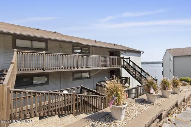 907 Crawford Drive #106, Sunrise Beach, MO  (MLS #10061649) :: Columbia Real Estate
