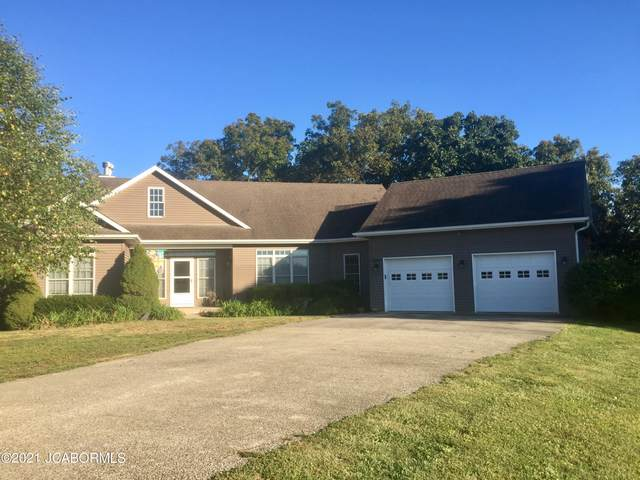 23280 S Mt Pleasant Road, Hartsburg, MO  (MLS #10061699) :: Columbia Real Estate