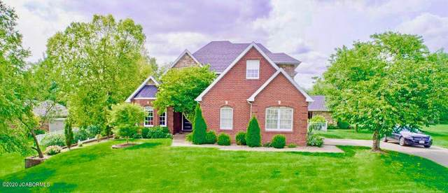 512 N Eagle Trace Lane, Jefferson City, MO  (MLS #10059127) :: Columbia Real Estate
