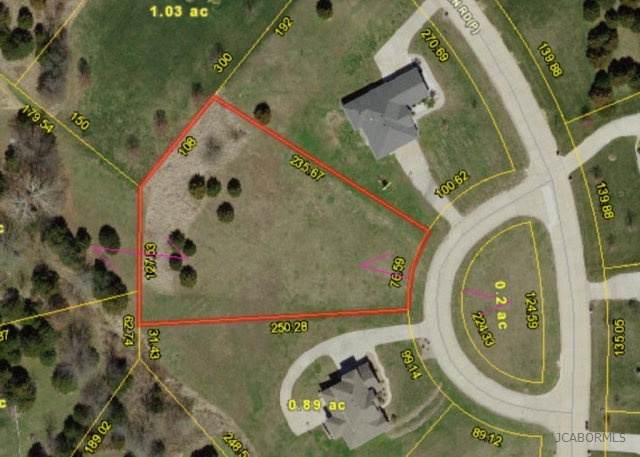 405 Pheasant Run Road, Jefferson City, MO 65109 (MLS #10048106) :: Columbia Real Estate