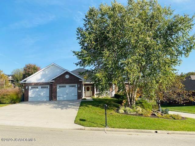 5423 La Charette Drive, Jefferson City, MO  (MLS #10059315) :: Columbia Real Estate