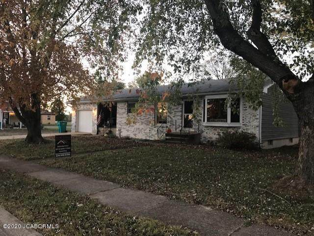 607 W Franklin Avenue, Owensville, MO  (MLS #10059374) :: Columbia Real Estate