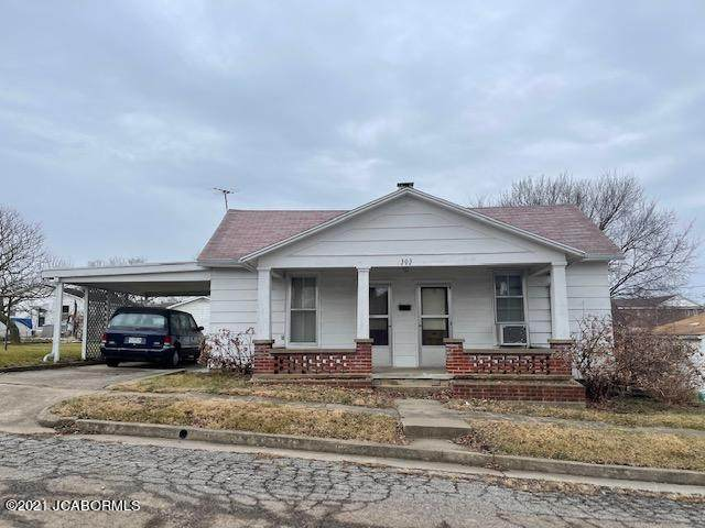 303 S Randolph Street, California, MO  (MLS #10059829) :: Columbia Real Estate