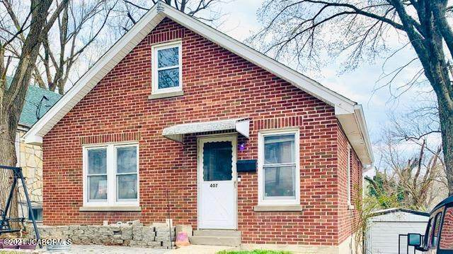 407 Church Street, Jefferson City, MO  (MLS #10060197) :: Columbia Real Estate