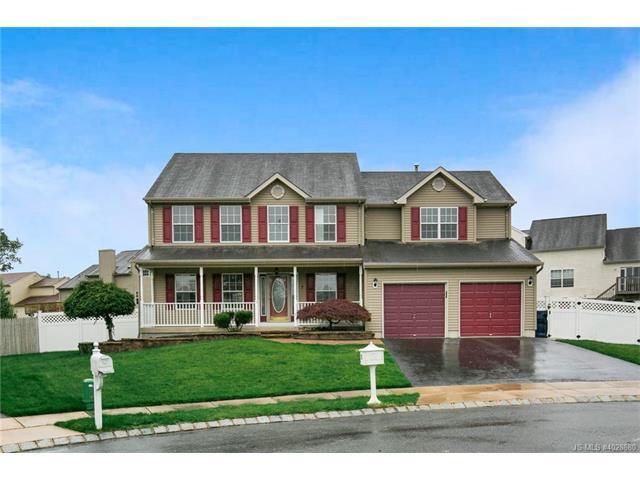7 Hometown Court, Little Egg Harbor, NJ 08087 (#4028680) :: The Katie Horch Real Estate Group