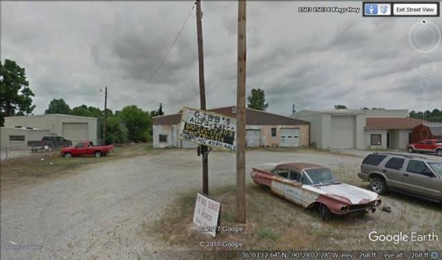 1501 E Kingshighway, Paragould, AR 72450 (MLS #10071006) :: REMAX Real Estate Centre