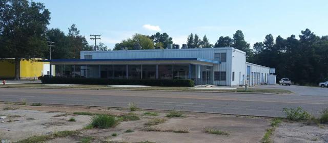 520 Malcolm, Newport, AR 72112 (MLS #10071495) :: REMAX Real Estate Centre