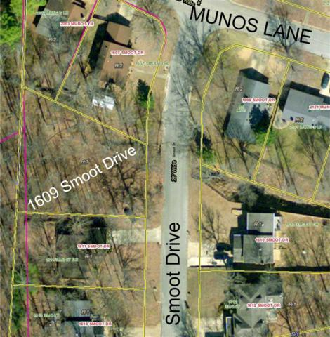 1609 Smoot, Jonesboro, AR 72401 (MLS #10071829) :: Halsey Thrasher Harpole Real Estate Group