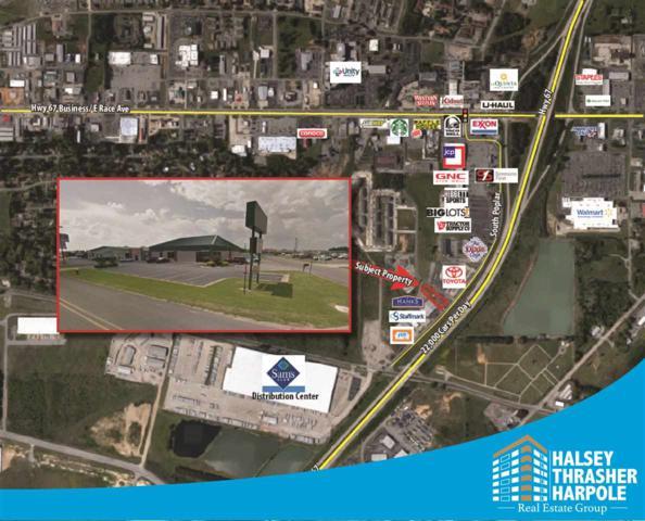 305 S Poplar, Searcy, AR 72143 (MLS #10071957) :: REMAX Real Estate Centre