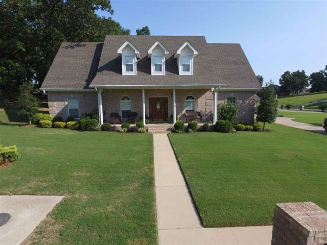 4401 Jenni Lane, Jonesboro, AR 72404 (MLS #10072135) :: REMAX Real Estate Centre