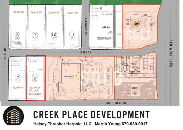 2805 Creek Drive, Jonesboro, AR 72401 (MLS #10072356) :: REMAX Real Estate Centre